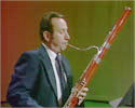 Picture of bassoon player